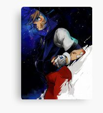KH-He is the STARS Canvas Print
