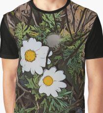 Blumen modern Graphic T-Shirt