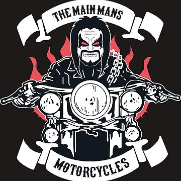 Main Mans Motorcycles by Mattyboosh