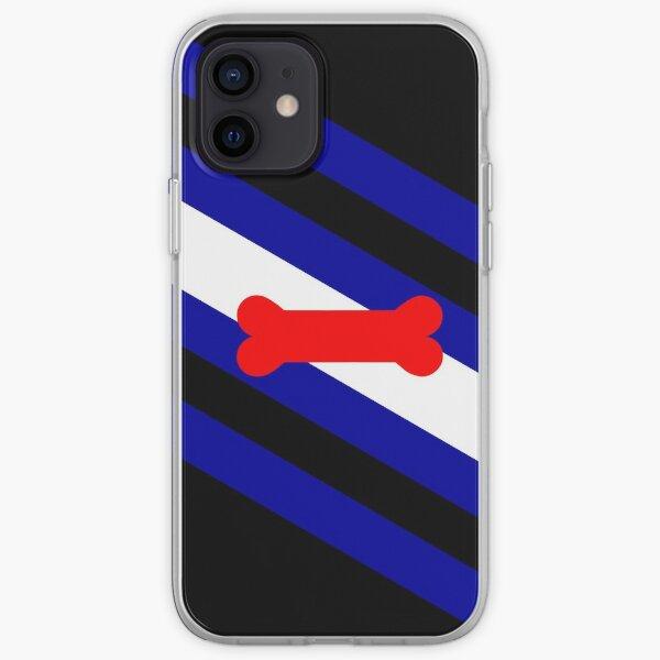 Welpen-Spiel-Stolz-Flagge (v.1) iPhone Flexible Hülle