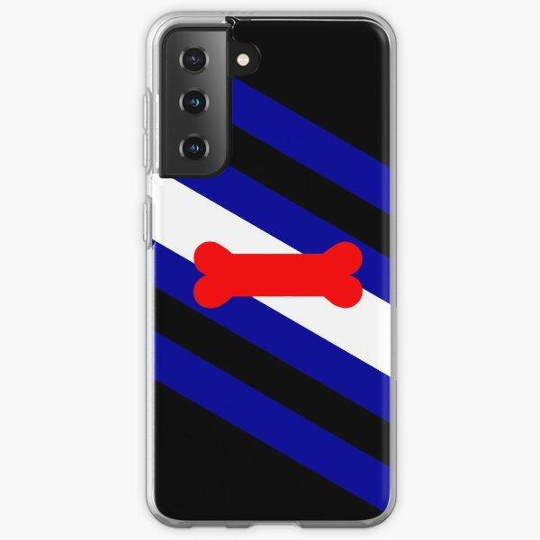 Puppy Play Pride Flag (v.1) Samsung Galaxy Soft Case
