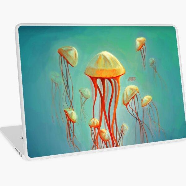 Jellyfish Vinilo para portátil