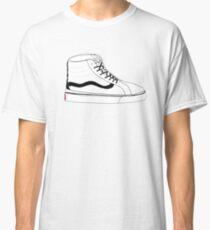 High Top Vans Classic T-Shirt