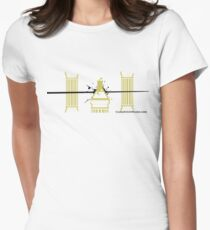 Scientism Exposed Women's Fitted T-Shirt