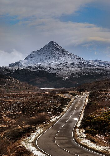 Follow your path to the hills by AA Fer