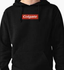 Colgate Tee - Black Pullover Hoodie