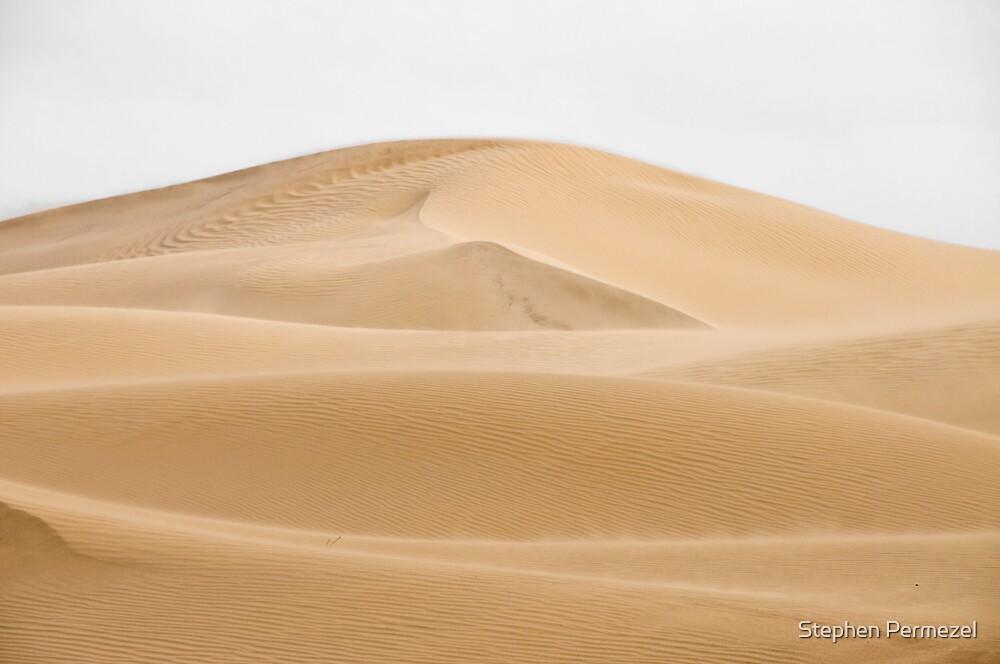 Sand Dunes - Western Australia by Stephen Permezel