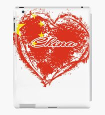 HOME ROOTS COUNTRY GIFT LOVE China PRESENT  iPad Case/Skin