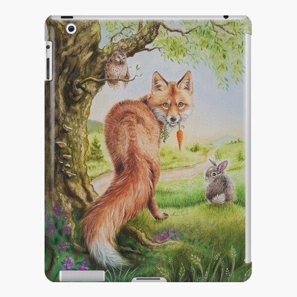 Fox by Maria Tiqwah iPad Snap Case