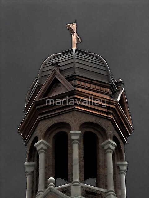 St. Francis Xavier Cathedral by mariavalley