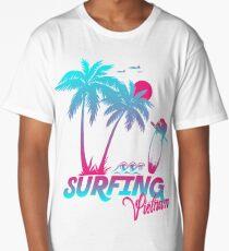 Surfing Vietnam Long T-Shirt