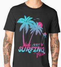 Surfing Vietnam Men's Premium T-Shirt