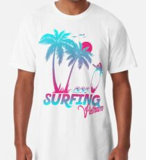 Surfing Vietnam Long T-Shirt
