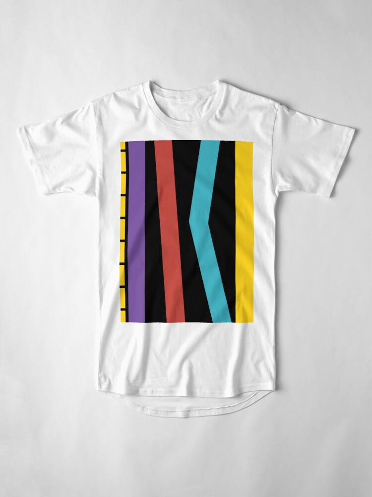 Alternate view of Test Strip Long T-Shirt