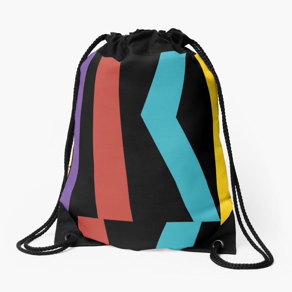 Test Strip Drawstring Bag