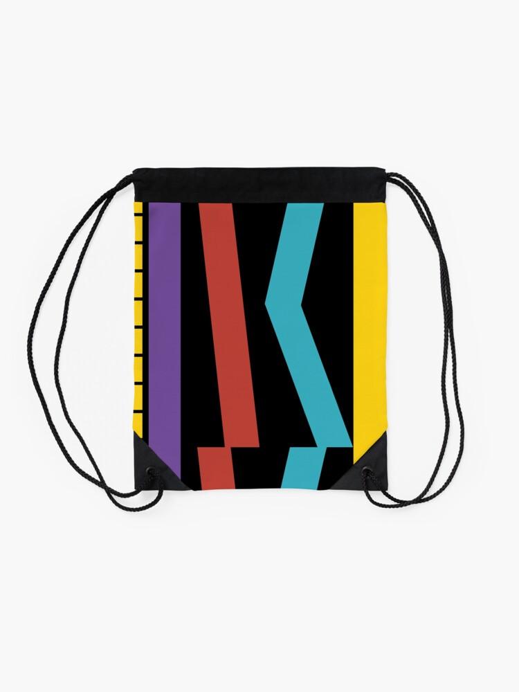 Alternate view of Test Strip Drawstring Bag