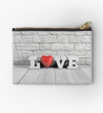 LOVE Studio Pouch