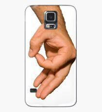 Funda/vinilo para Samsung Galaxy El juego del círculo