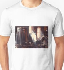 The Blacksmiths Shop Unisex T-Shirt