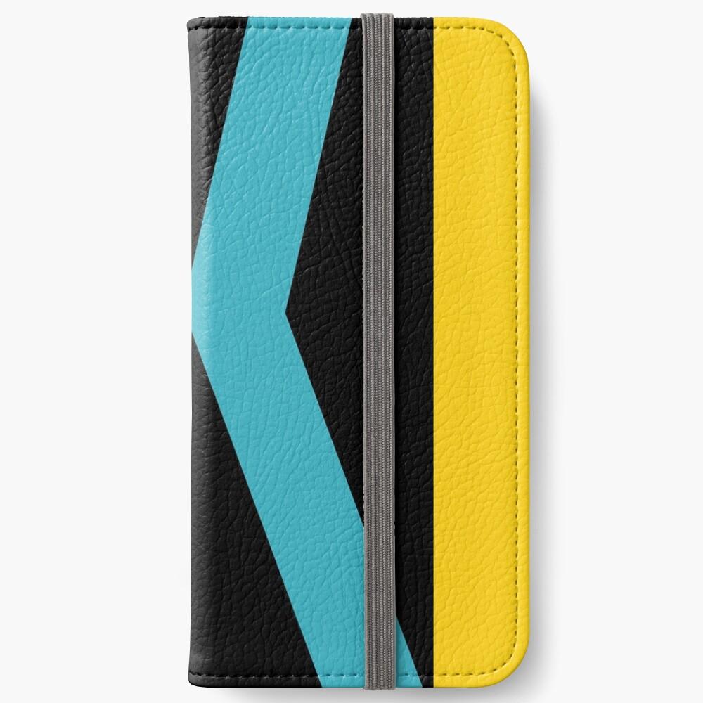 Test Strip iPhone Wallet