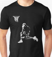 VC - Vince Carter - Silhouette - Vinsanity  Unisex T-Shirt