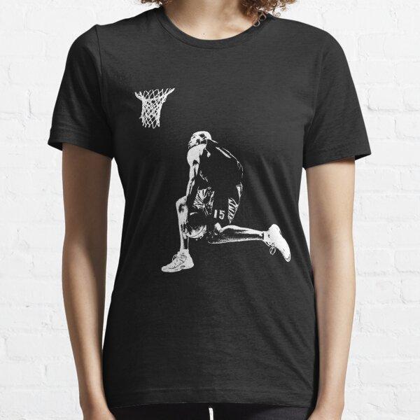 VC - Vince Carter - Silhouette - Vinsanité T-shirt essentiel