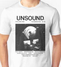 Unsound - Swans, Coil, Psychic TV, Whitehouse, Test Dept. Unisex T-Shirt