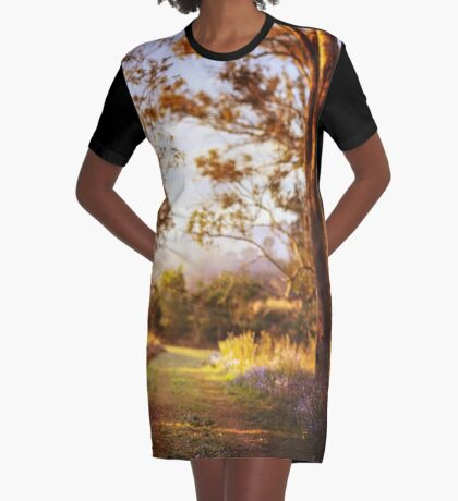 Morning is wonderful. Its only drawback is that it comes at such an inconvenient time of day. Graphic T-Shirt Dress