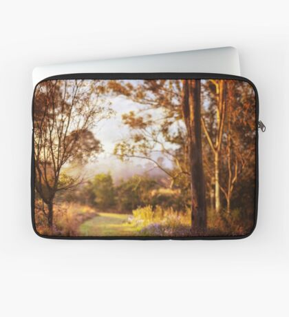 Morning is wonderful. Its only drawback is that it comes at such an inconvenient time of day. Laptop Sleeve