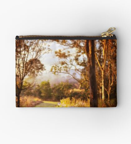 Morning is wonderful. Its only drawback is that it comes at such an inconvenient time of day. Studio Pouch
