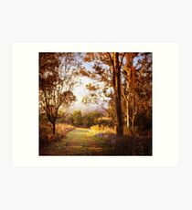 Morning is wonderful. Its only drawback is that it comes at such an inconvenient time of day. Art Print