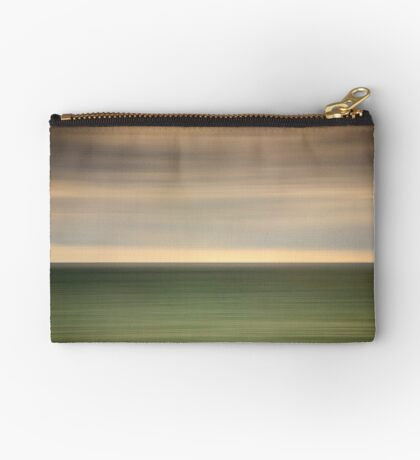 Angry sky and dark and moody waters.... Studio Pouch