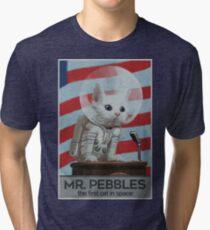 Camiseta de tejido mixto MR PEBBLES