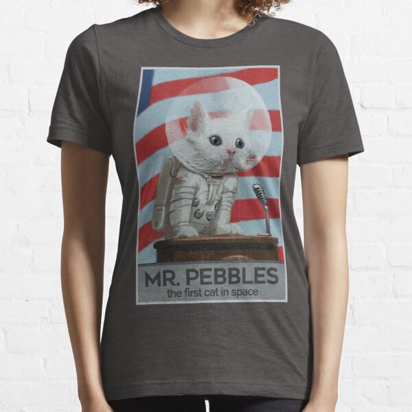 MR PEBBLES Essential T-Shirt