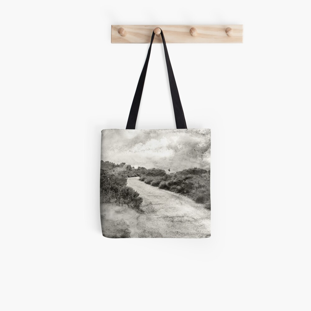 Even if you're on the right track, you'll get run over if you just sit there.... Tote Bag
