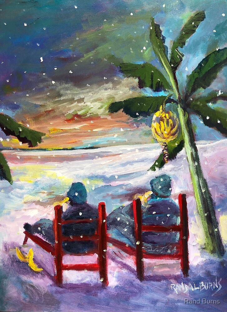 Bananas by Randy Burns