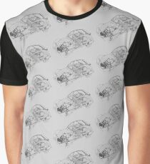 Citroen 2cv | Cars Graphic T-Shirt