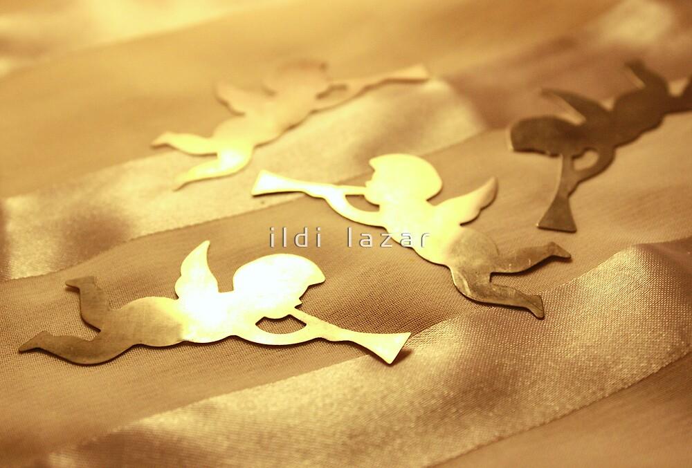 Golden Angels by i l d i    l a z a r