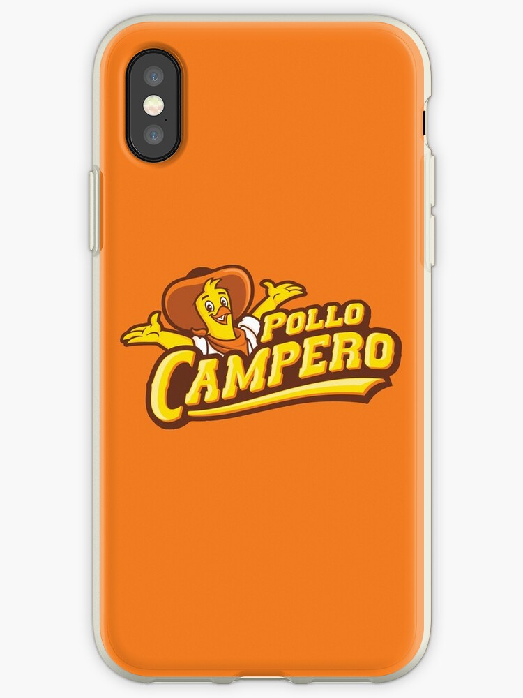 pretty nice f979e 4f51d 'Pollo Campero - The Best Chicken In Central America!' iPhone Case by Tee  Dunk