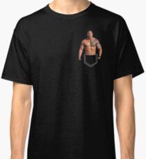 Dwayne Johnson Pocket tee Classic T-Shirt