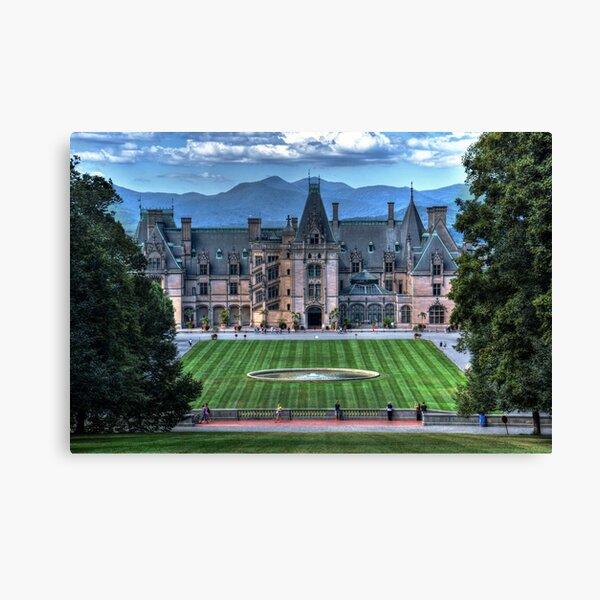 La mansión Biltmore Lienzo