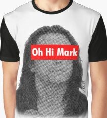 Oh, Hi Mark! Graphic T-Shirt