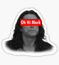 Oh, Hi Mark! Sticker
