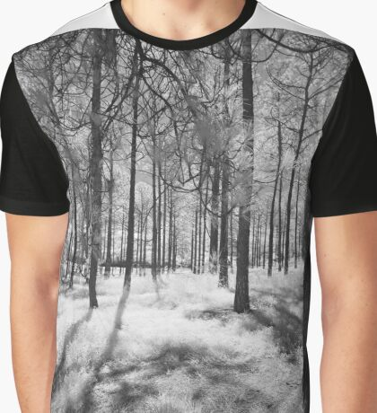 Pine Forest Graphic T-Shirt
