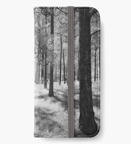 Pine Forest iPhone Wallet