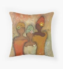 Sisterhood Series 1 Throw Pillow