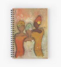 Sisterhood Series 1 Spiral Notebook
