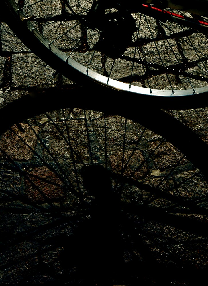 Bicyclette du Mantovani by ragman