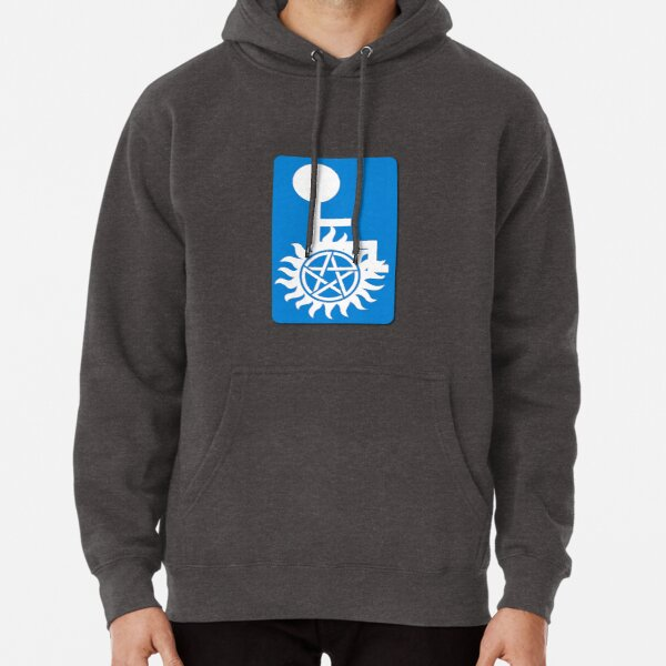 Variation on Supernatural Abilities Pullover Hoodie