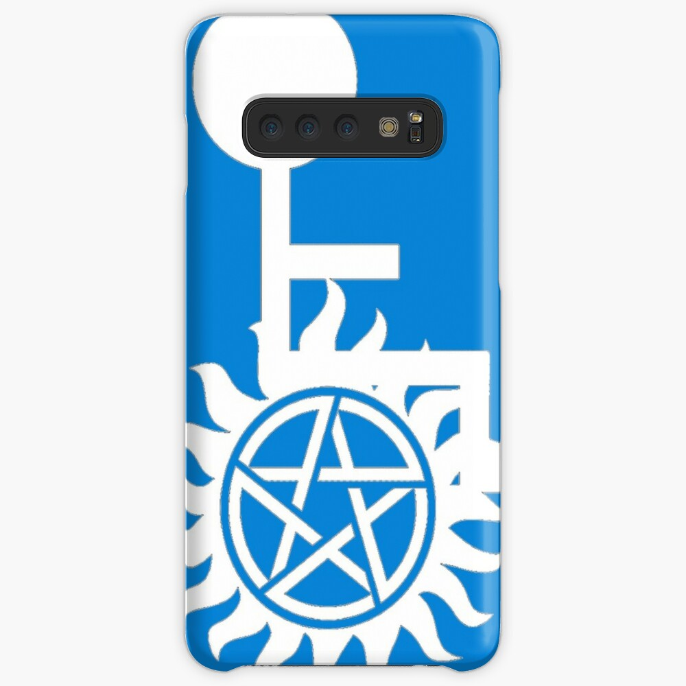 Variation on Supernatural Abilities Case & Skin for Samsung Galaxy